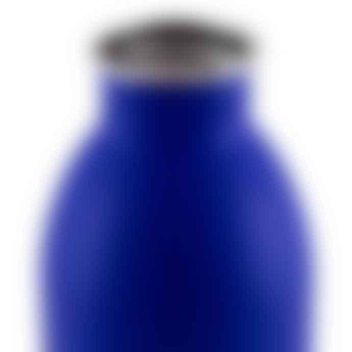 24Bottles Gold Blue Bottle