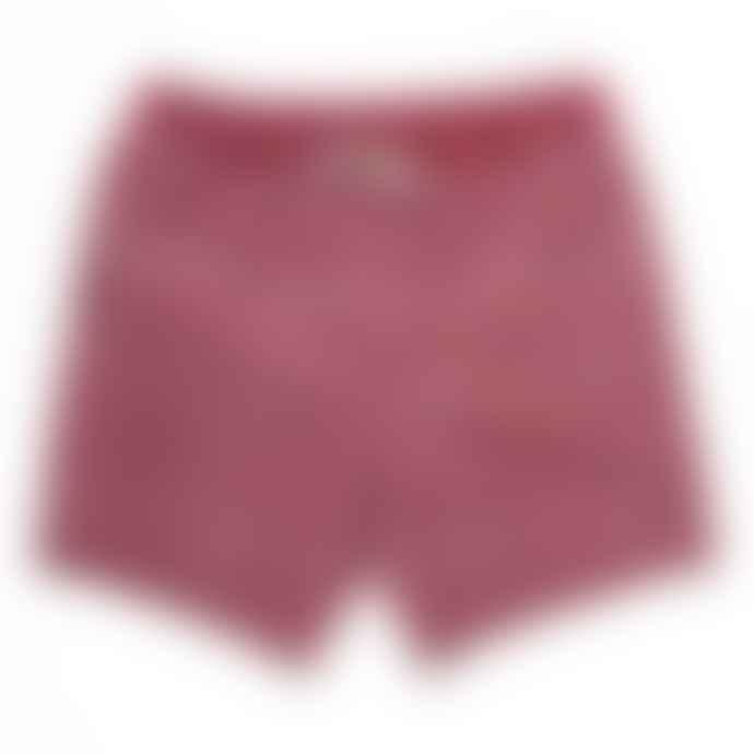 Deus Ex Machina Red Dahlia Sandbar Eastern Maze Shorts