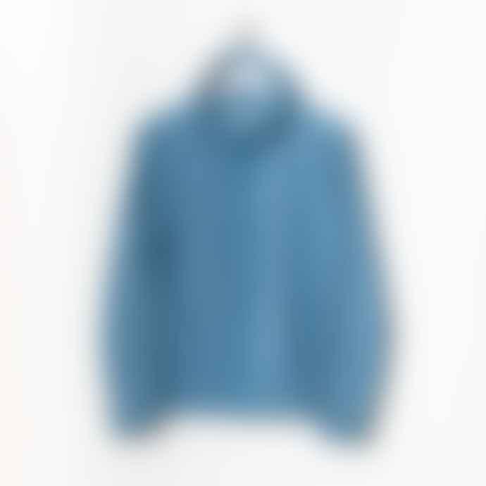 Born Light Blue Essentials Hooded Light Wind Jacket