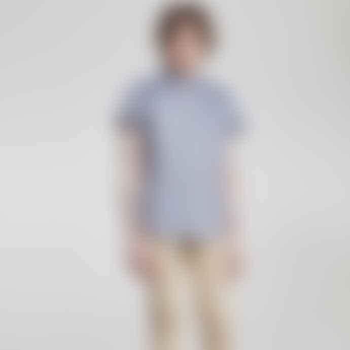 Makia Clothing Grey Marina S S Shirt