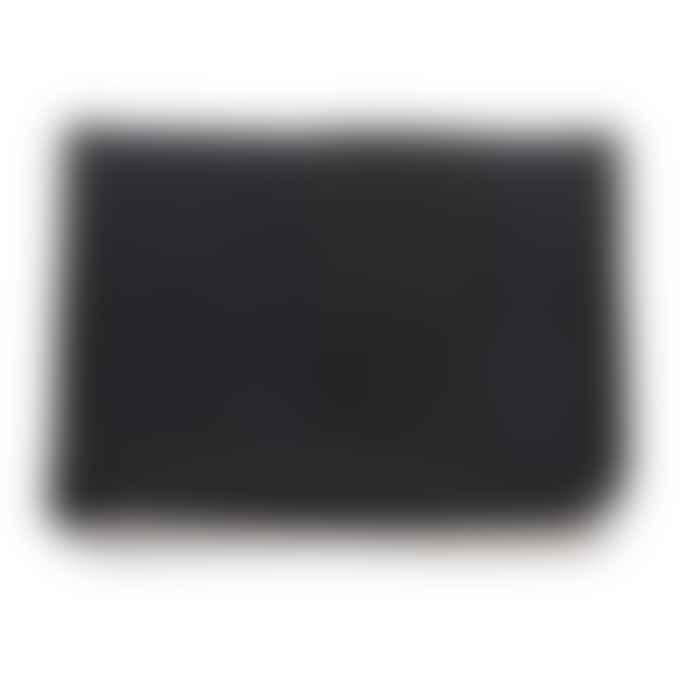 Deus Ex Machina Black Bi Fold Wallet