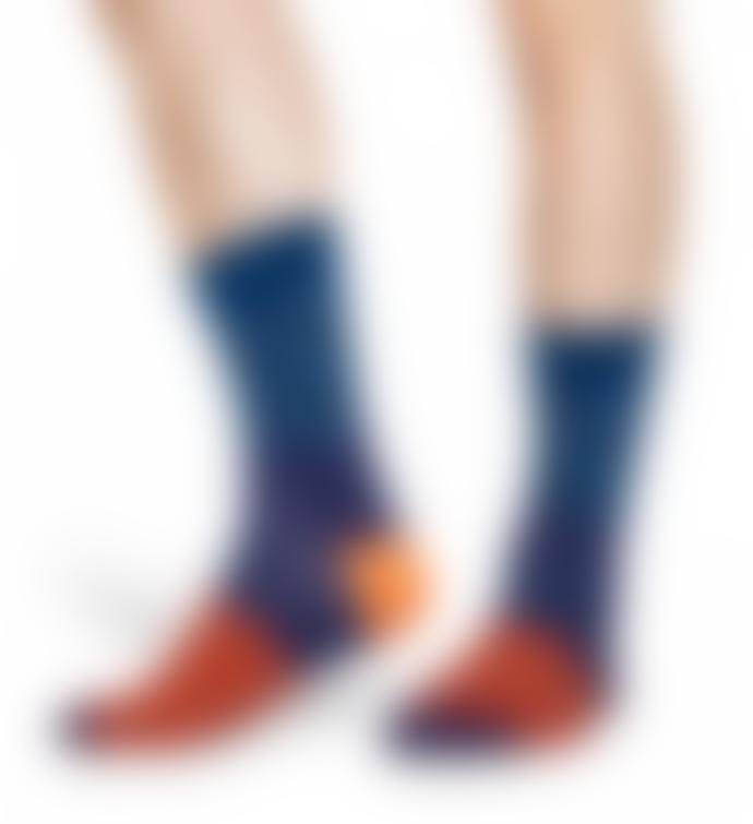 Happy Socks  Stripe Dot Socks