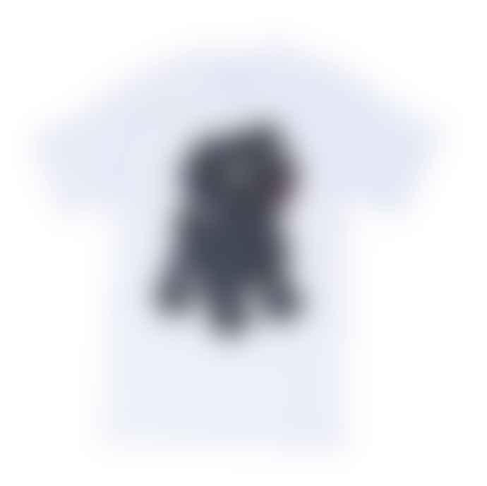 Black Pug X Champion Rocky Tee