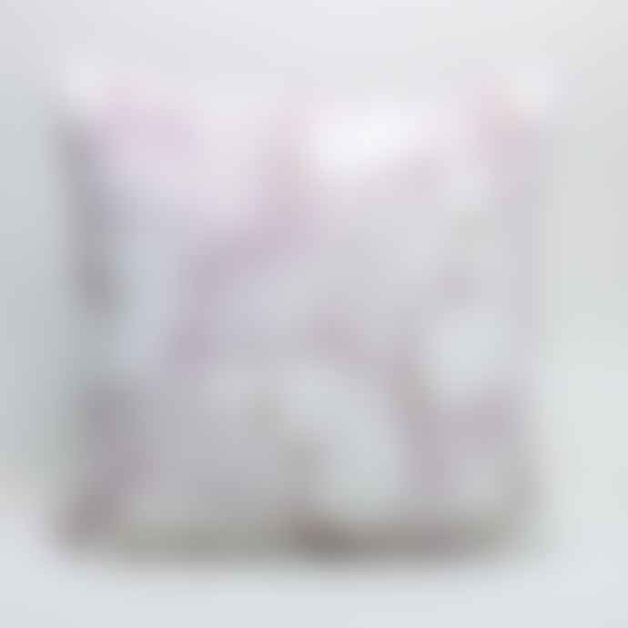 Raine And Humble Mushroom Pink Flutter by Cushion