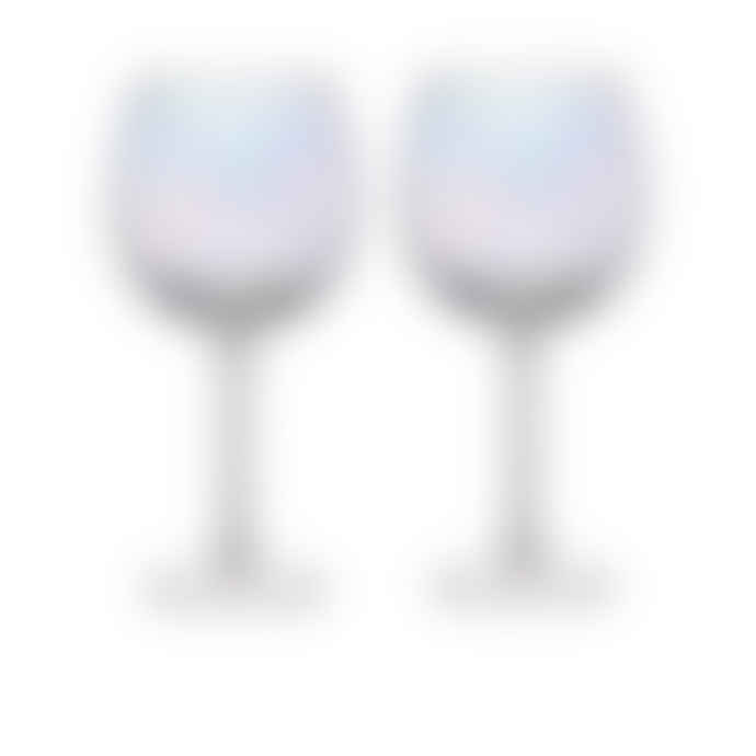 Barcraft Set of Two Gin Glasses