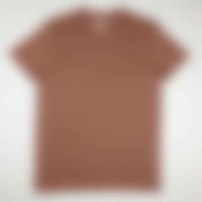 Born Red Essentials Organic Cotton Micro Stripe T Shirt