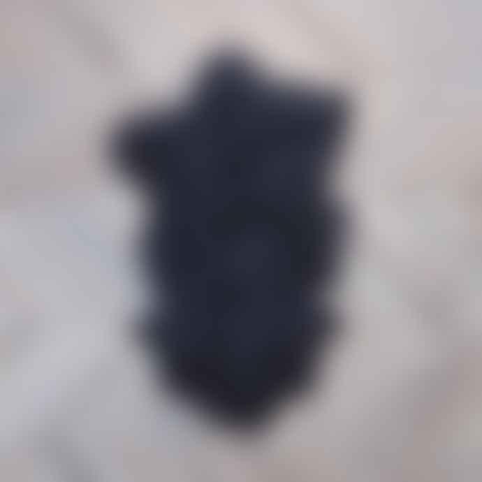 Hanlin Ltd Grey Tibetan Lambskin Rug