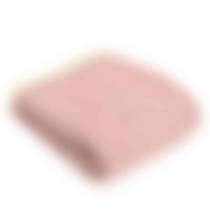 Tweedmill Dusky Pink Beehive Pure New Wool Throw