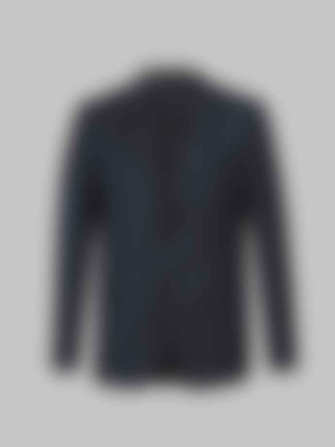 Z Zegna Navy Suit