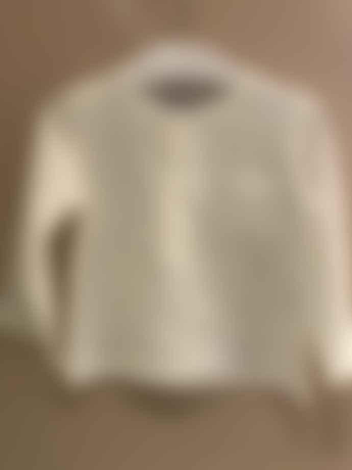 Bebe Organic White Samuel Shirt