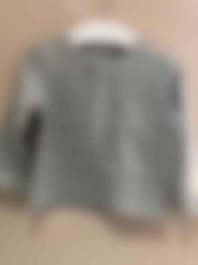 Bebe Organic Grey Samuel Shirt