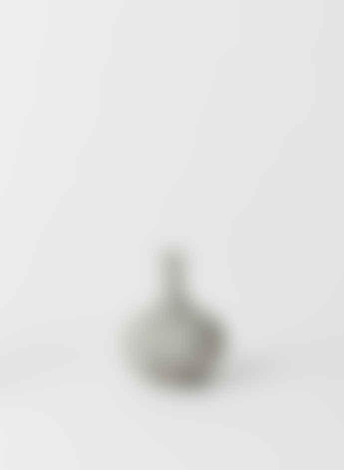 Lindform Athen Grey Striped Bud Vase