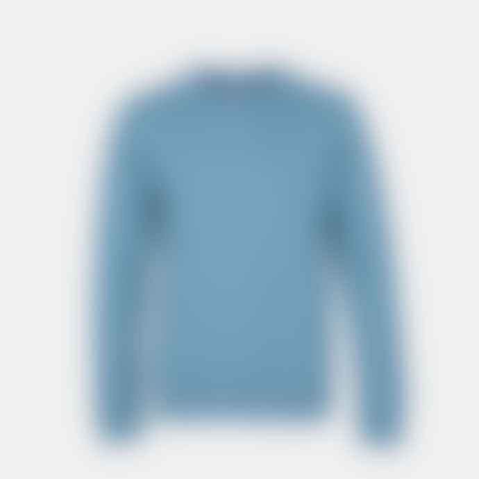 Colorful Standard Stone Blue Classic Crew Sweater