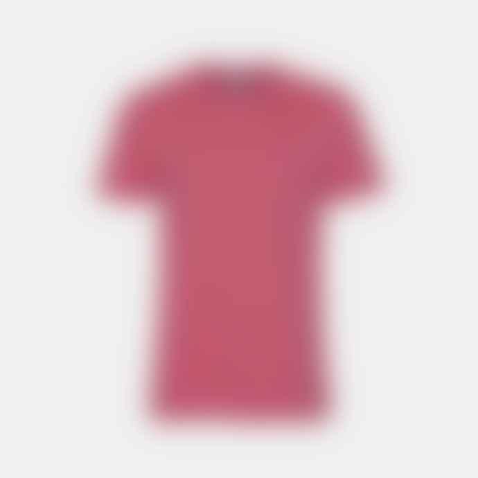 Colorful Standard Raspberry Pink Classic Dye Organic Tee Shirt