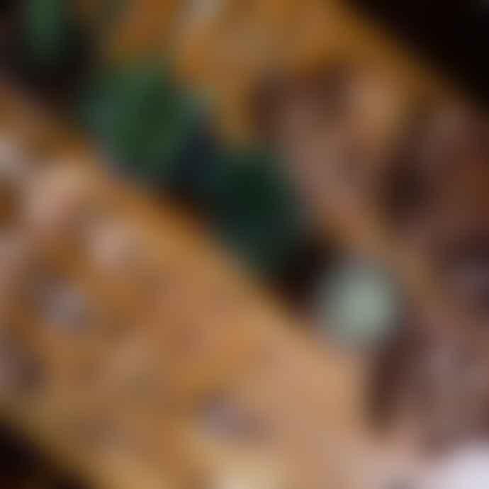 Artisans & Adventurers Wood Bone Picnic Set