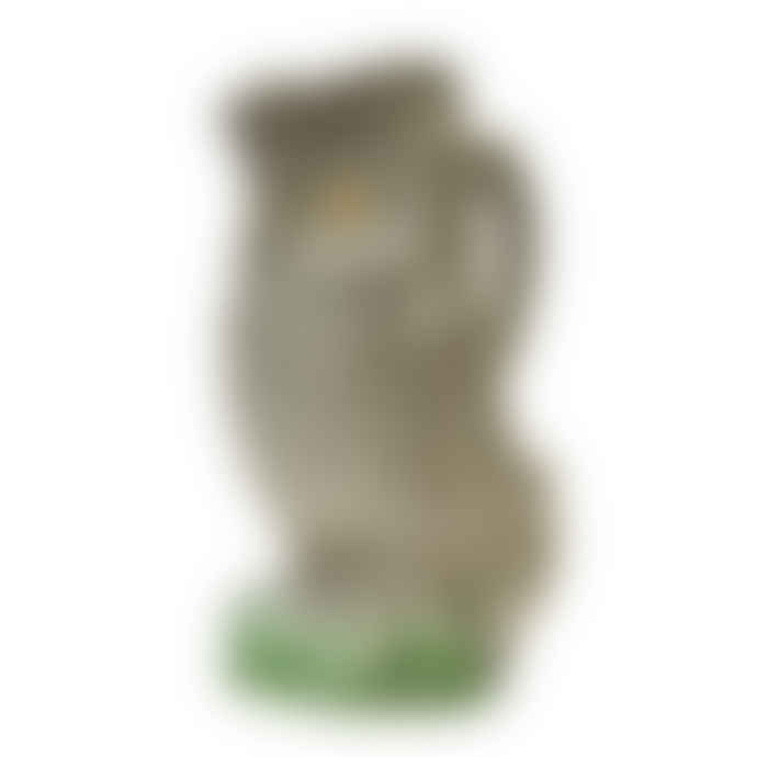 - Handmade Ceramic Owl Pitcher