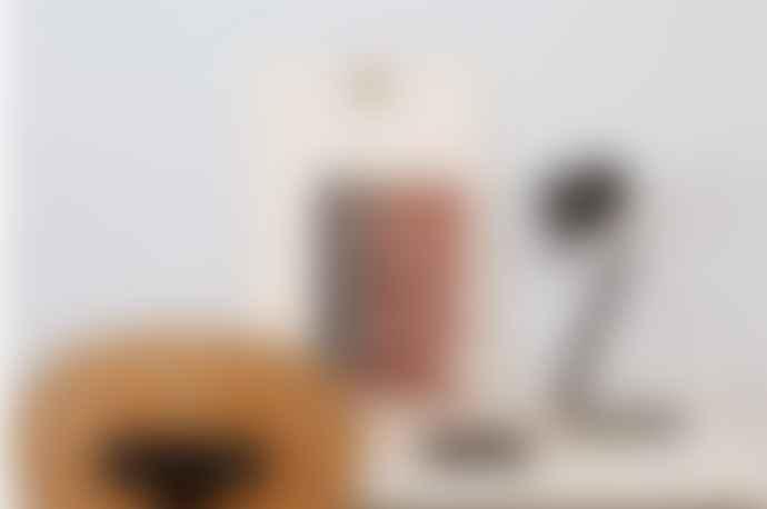 Leitmotiv Black Z Table Lamp