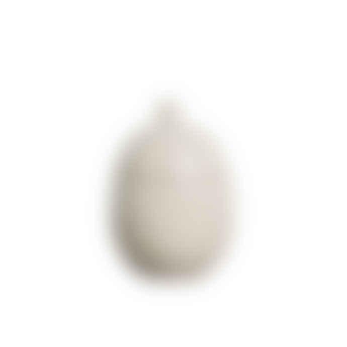 On Interiör Beige Ostrich Egg Pot