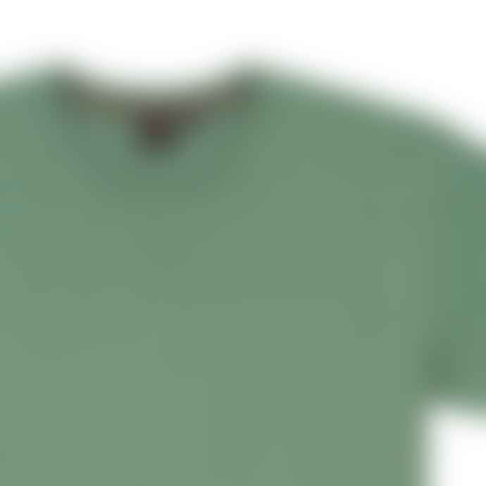Deus Ex Machina Green Amazon Dogon Plain Tee