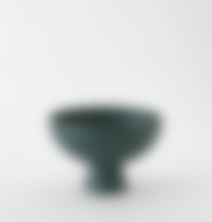 raawii Big Green Bowl