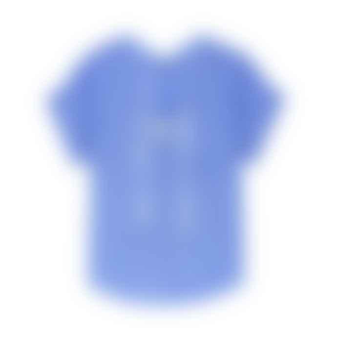 Rails Jeri Shirt Royal Blue White Stripe