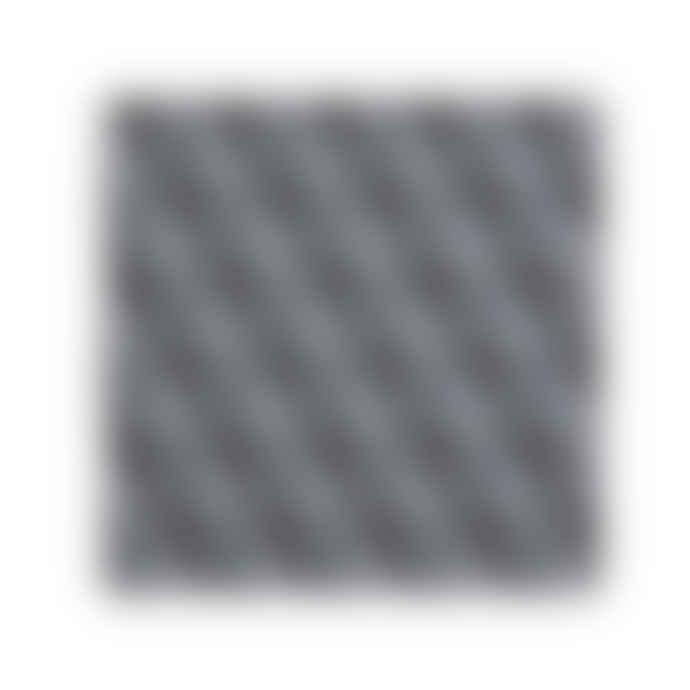 Zone Denmark Cool Grey Wave Silicone Origami Trivet