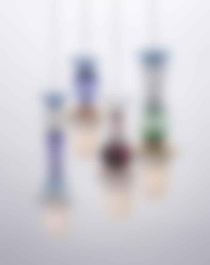 Studio Kalff Vintage Glass Drop Pendant Light