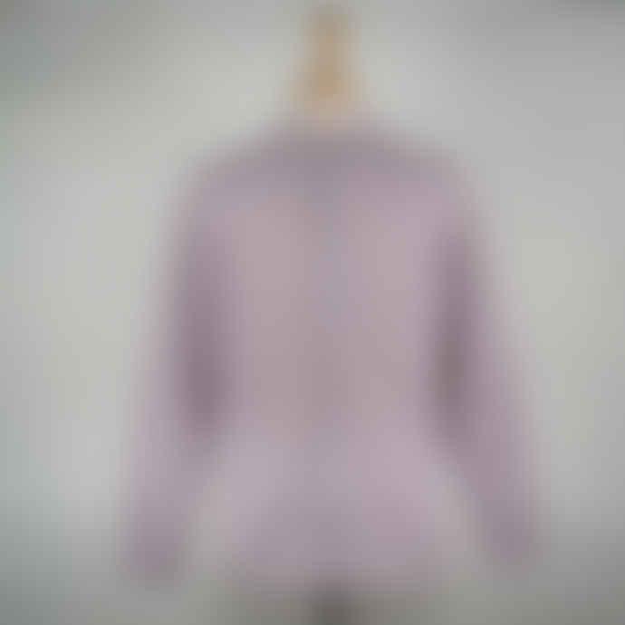 Selected Homme Hushed Violet One Summer Shirt