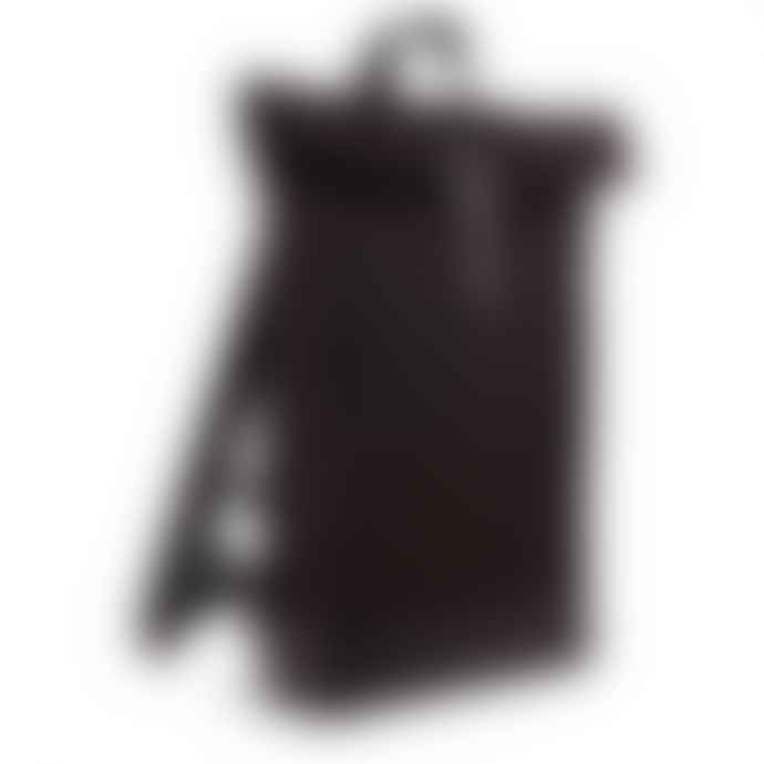 Ateliers Auguste  Black Caulaincourt Roll-Up Backpack