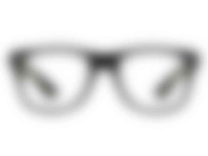 Goodlookers Big Billi Black Reading Glasses