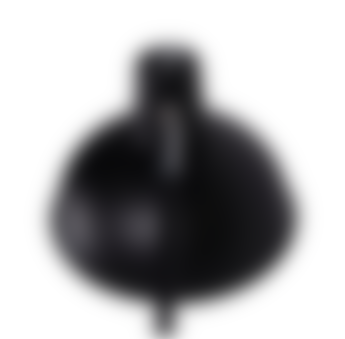 Present Time Black 'Hood' Floor Lamp