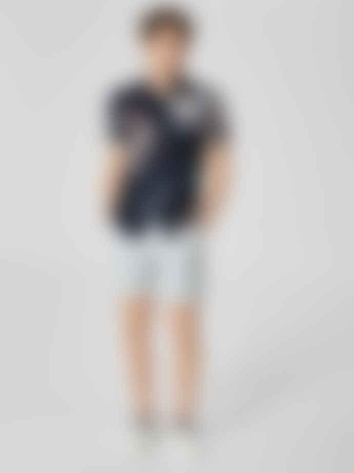 Selected Homme Dark Sapphire Wovis Sun Shirt
