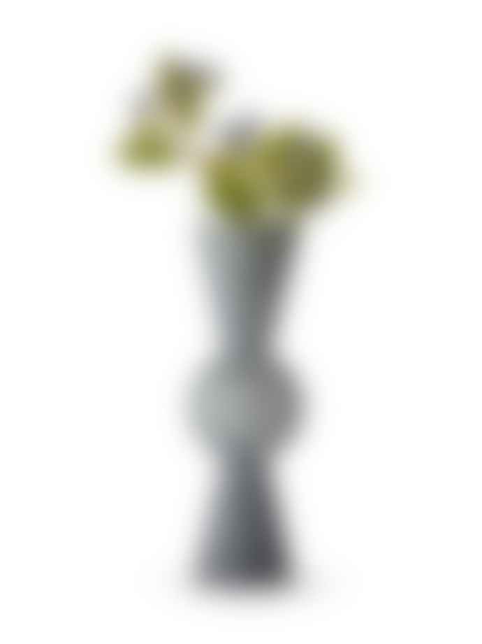 Design House Stockholm  Grey Opaque Bon Bon Vase