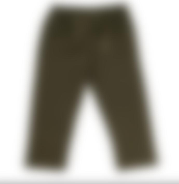 Bebe Organic Khaki Oxford Trousers