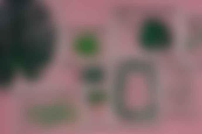 Moebe A4 Transparant Frame