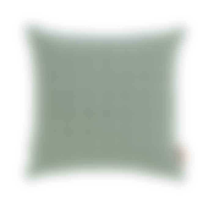 Cozy Living Green Grid Cushion