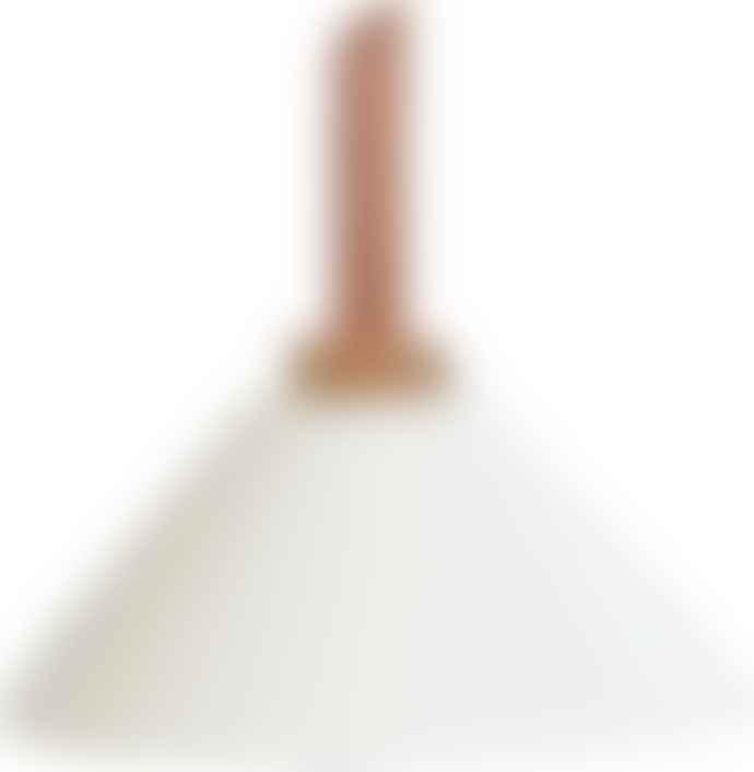 Scandinaviaform White Consilium Vase