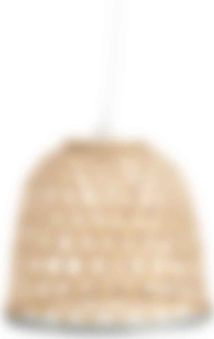 Ib Laursen Bamboo Lattice Shade