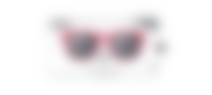 IZIPIZI Reading Sunglasses in Red Crystal (Frame Shape: #E)