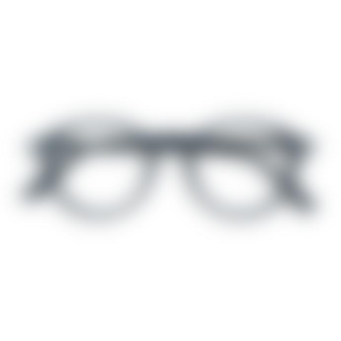 IZIPIZI Reading Glasses in Grey (Frame Shape: #D)
