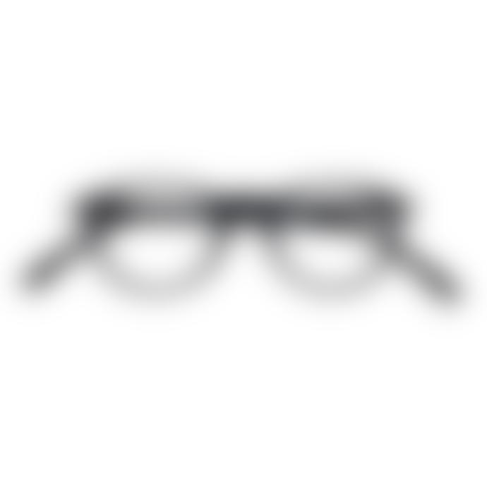 IZIPIZI Reading Glasses in Black (Frame Shape: #A)