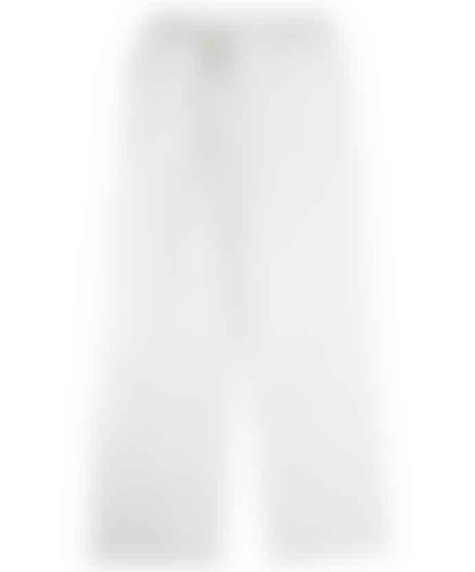 Bodas White Shadow Stripe Pyjama Pants