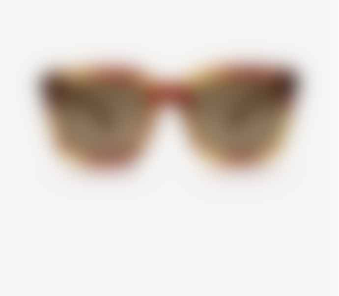 Pala Thabo Honey Striped Tortoiseshell Sunglass
