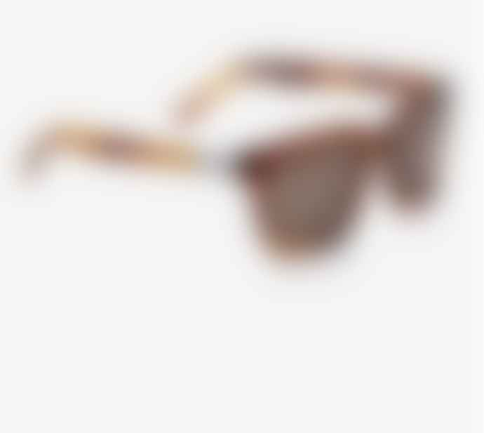 Pala Thabo Honey Striped Tortoiseshell Sunglass