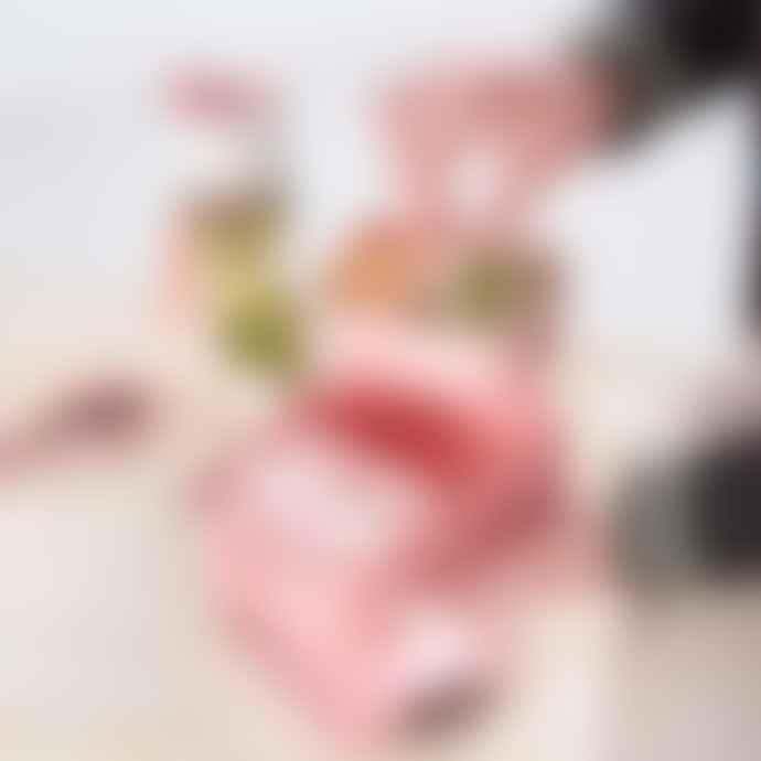 Mepal Rosti Bento Lunch Box Take A Break Large in Nordic Pink