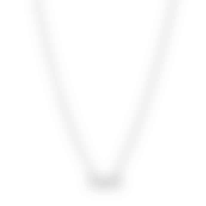 Posh Totty Designs Sterling Silver Mini Infinity Charm Necklace