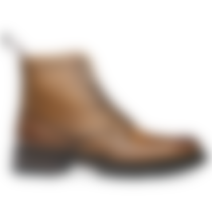 Joseph Cheaney & Sons Almond Tweed C Wingcap Brogue Country Boot Grain Leather