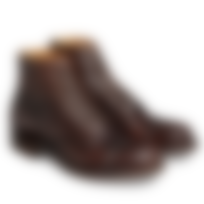 Joseph Cheaney & Sons Tan Jarrow R Country Derby Boot Chicago Chromexcel Leather