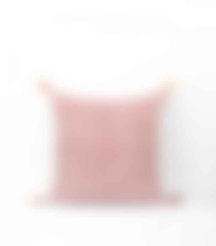 Jamini Mustard Lydia Pillowcase
