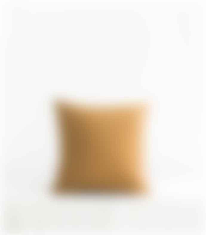 Jamini Yellow Mustard Cate Pillowcase
